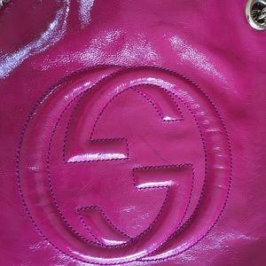 Gucci Bags - GUCCI Medium Soho Chain Shoulder Bag